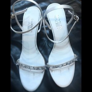 Vintage mid heel Badgley Mischa sandal